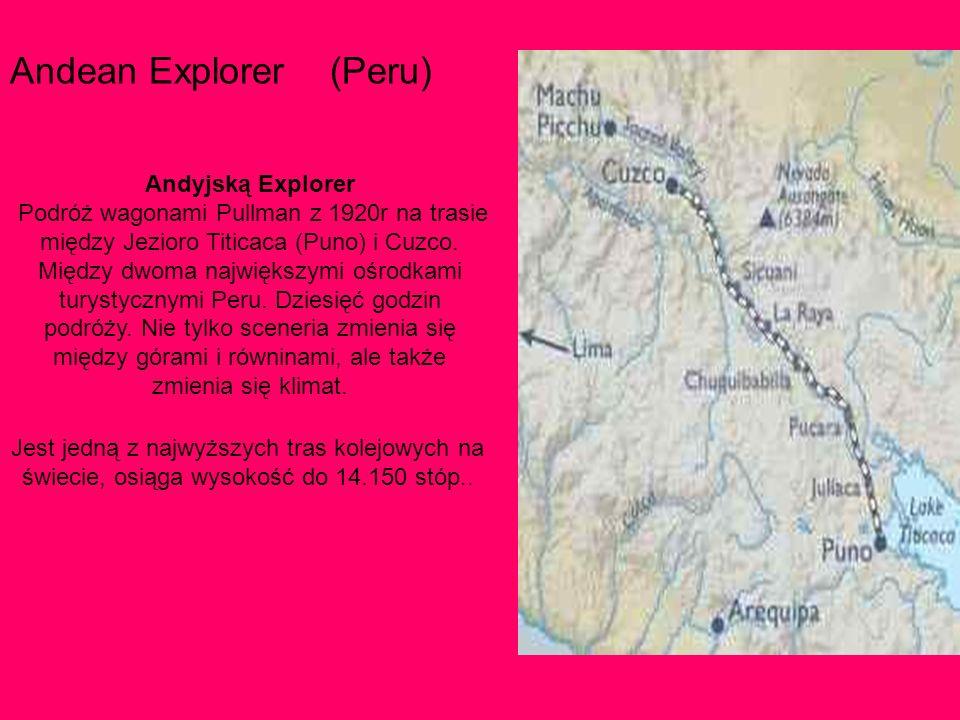 Andean Explorer (Peru)