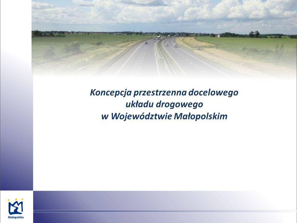 Koncepcja przestrzenna docelowego w Województwie Małopolskim