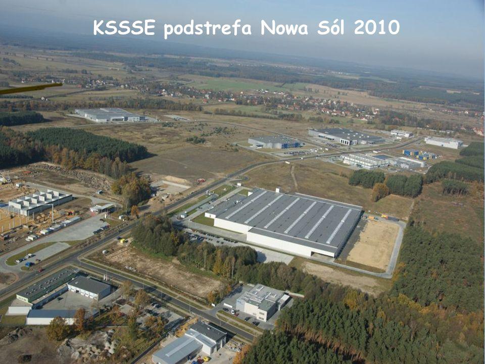 KSSSE podstrefa Nowa Sól 2010