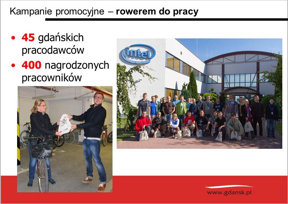 45 gdańskich pracodawców 400 nagrodzonych pracowników