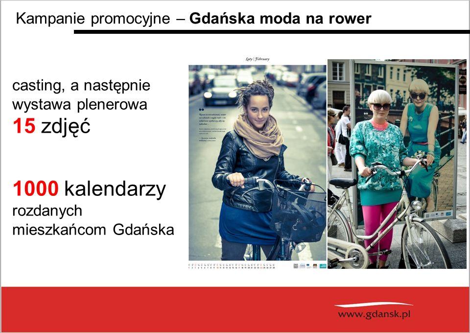 1000 kalendarzy rozdanych mieszkańcom Gdańska