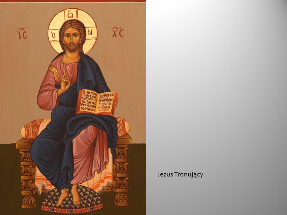 Jezus Tronujący