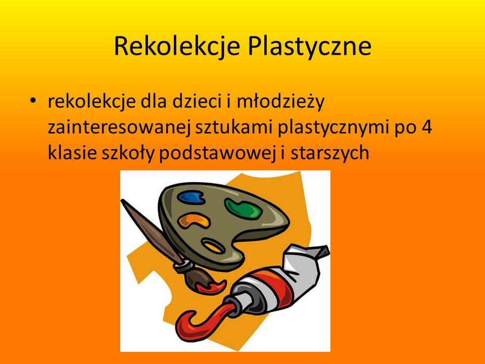 Rekolekcje Plastyczne