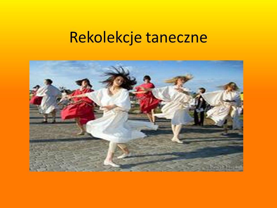 Rekolekcje taneczne