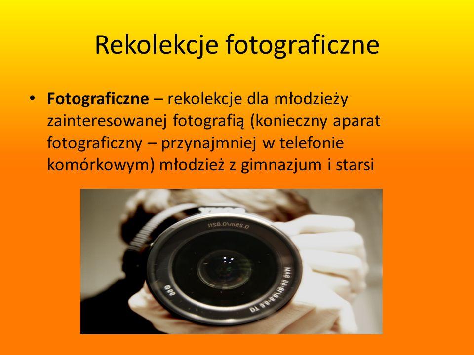 Rekolekcje fotograficzne