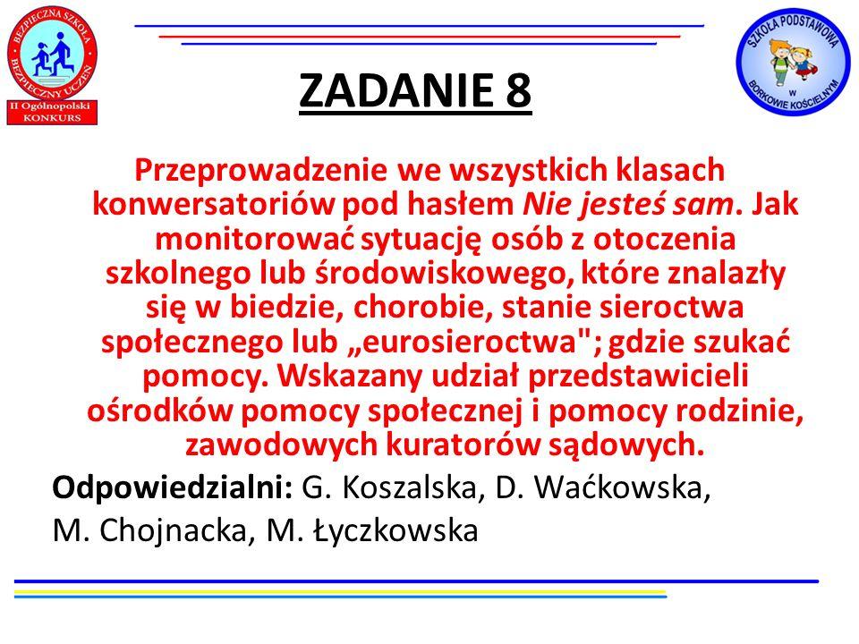 ZADANIE 8