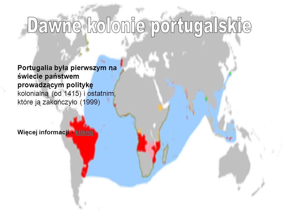 Dawne kolonie portugalskie