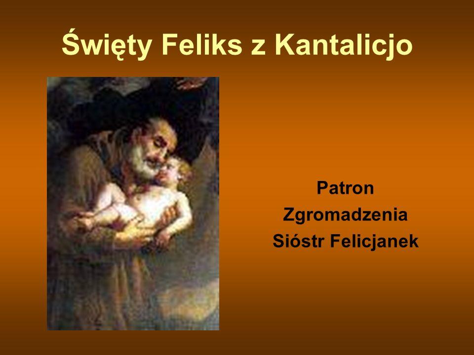 Święty Feliks z Kantalicjo