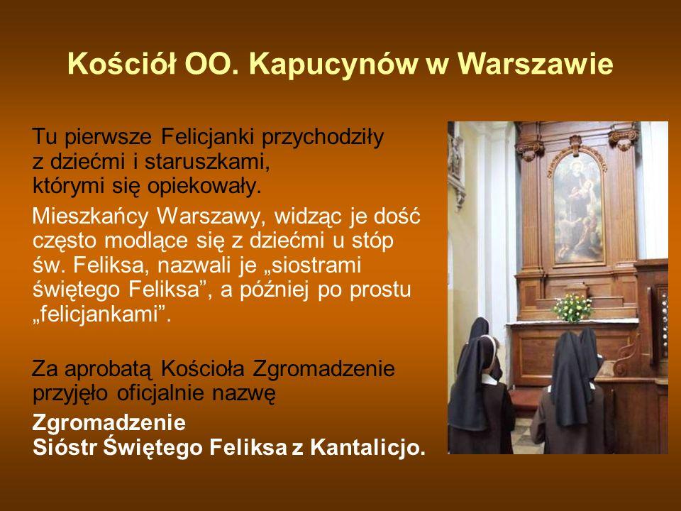 Kościół OO. Kapucynów w Warszawie