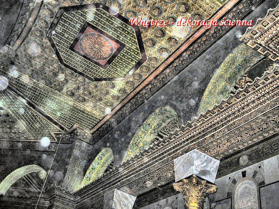 Wnętrze - dekoracja ścienna