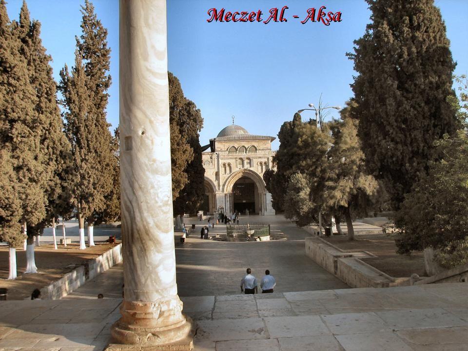 Meczet Al. - Aksa Meczet Al.-Aksa