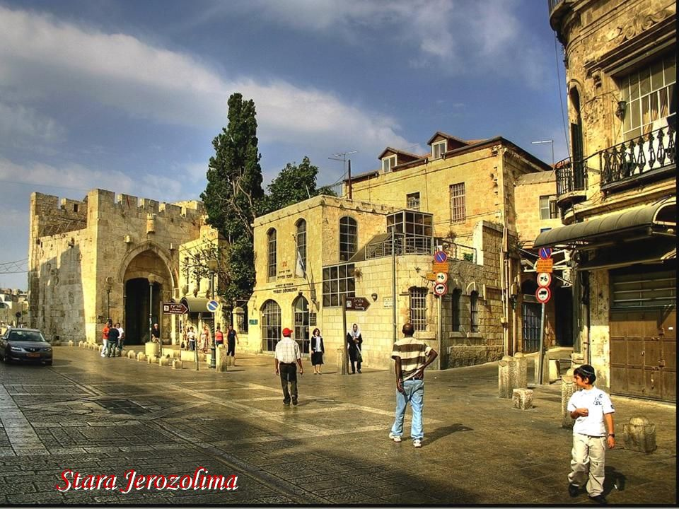 The streets of Jerusalem 01