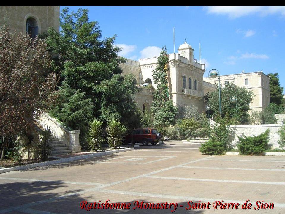 Ratisbonne Monastry - Saint Pierre de Sion