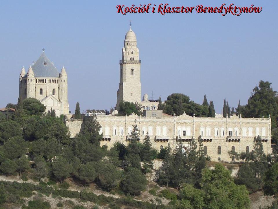 Kościół i klasztor Benedyktynów