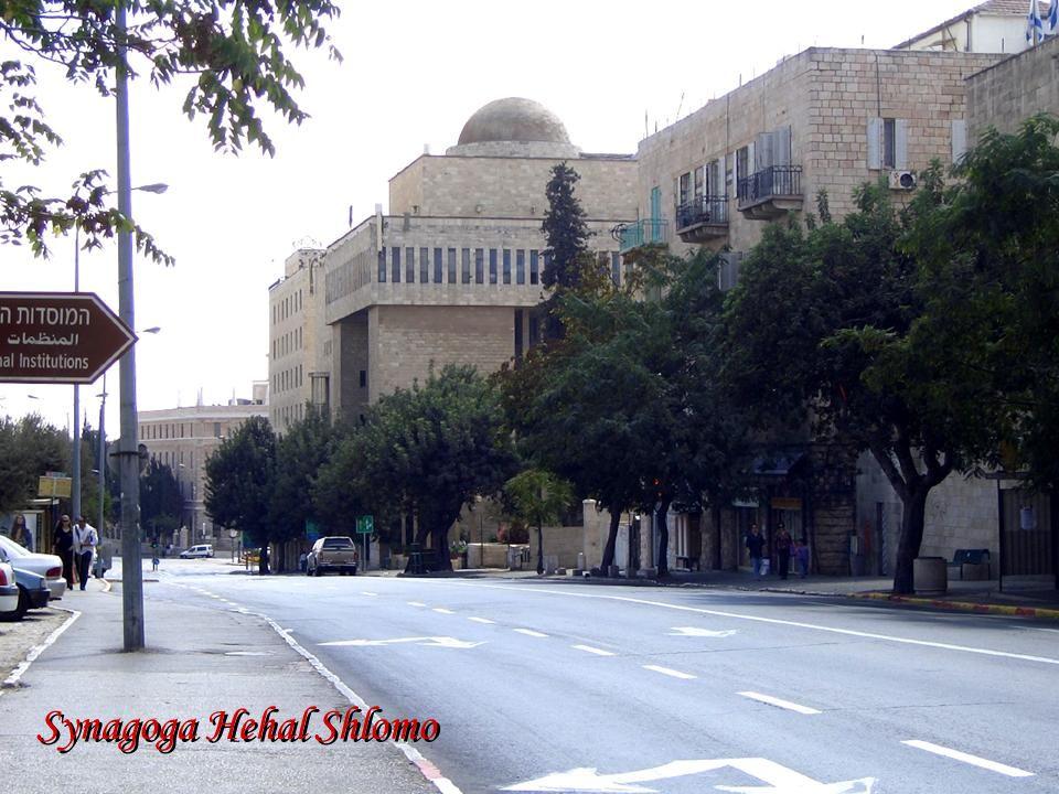 Hehal Shlomo Synagogue