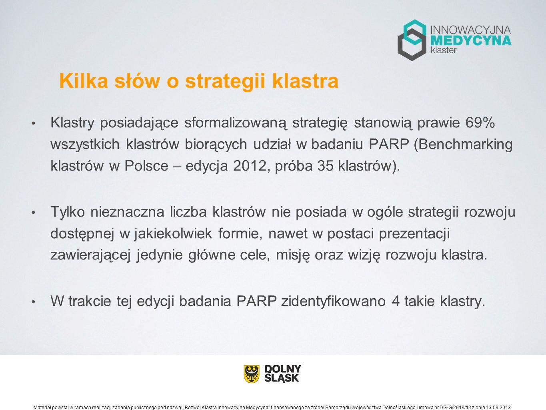 W trakcie tej edycji badania PARP zidentyfikowano 4 takie klastry.