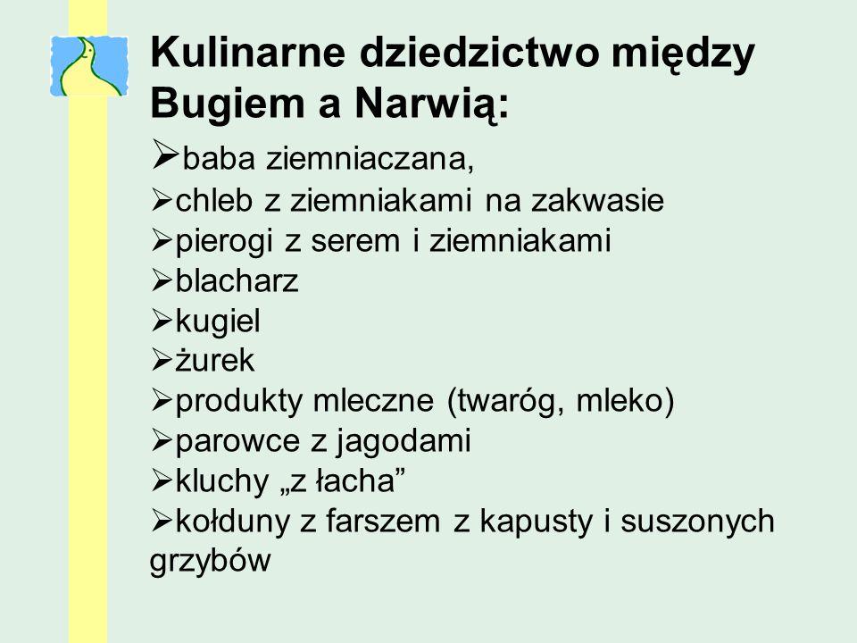 Kulinarne dziedzictwo między Bugiem a Narwią: baba ziemniaczana,