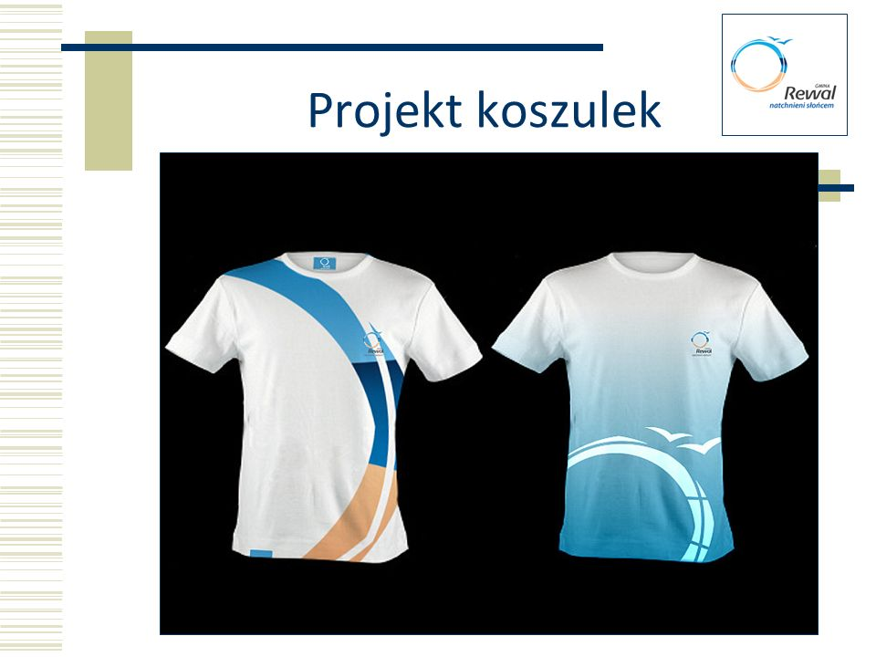 Projekt koszulek