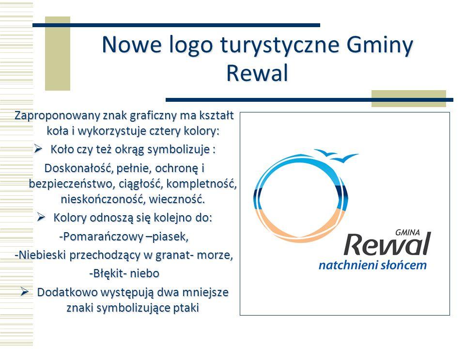 Nowe logo turystyczne Gminy Rewal