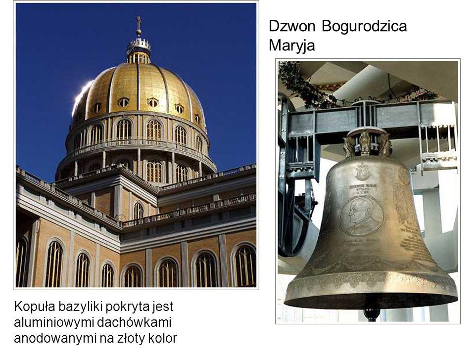 Dzwon Bogurodzica Maryja