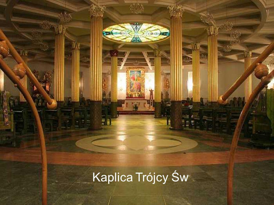 Kaplica Trójcy Św