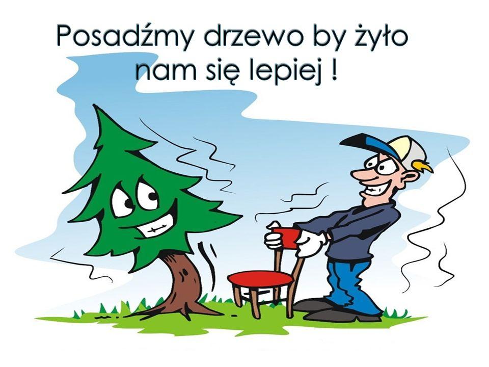Posadźmy drzewo by żyło nam się lepiej !