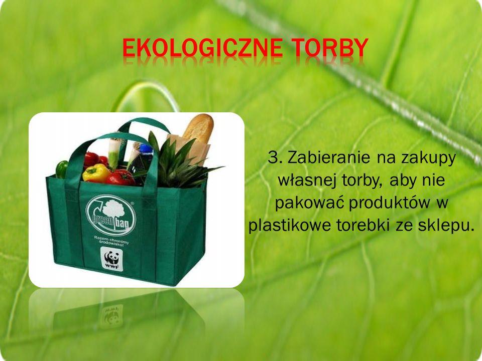 Ekologiczne torby 3.