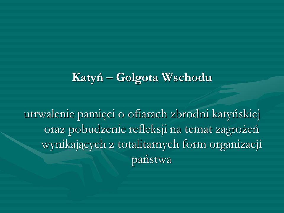Katyń – Golgota Wschodu