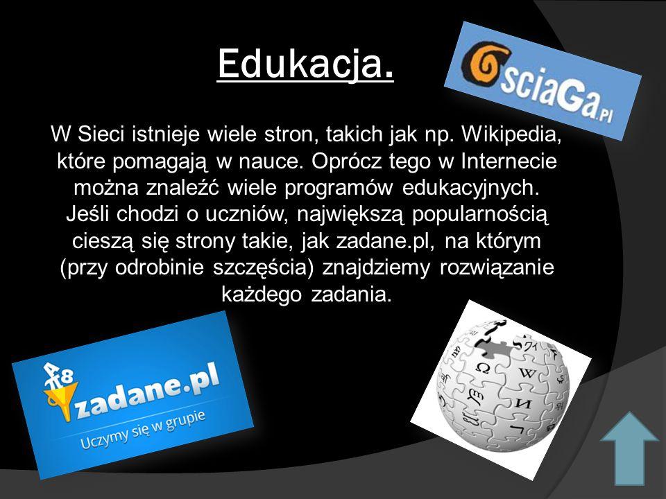 Edukacja.