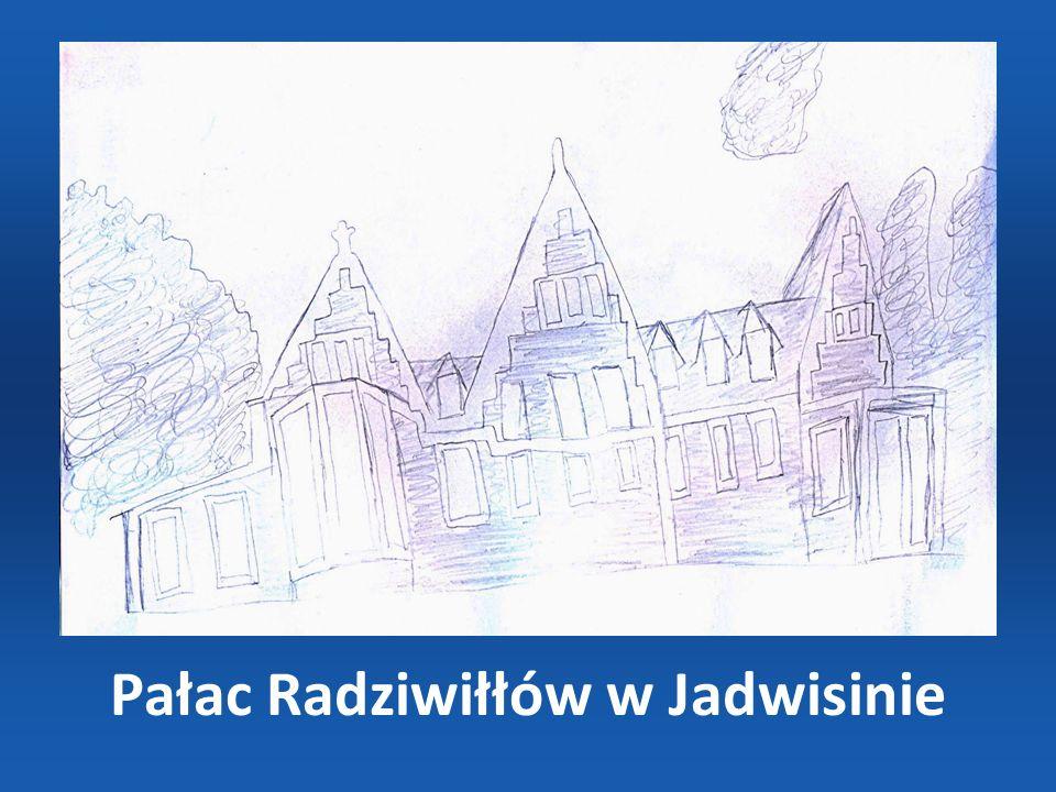 Pałac Radziwiłłów w Jadwisinie
