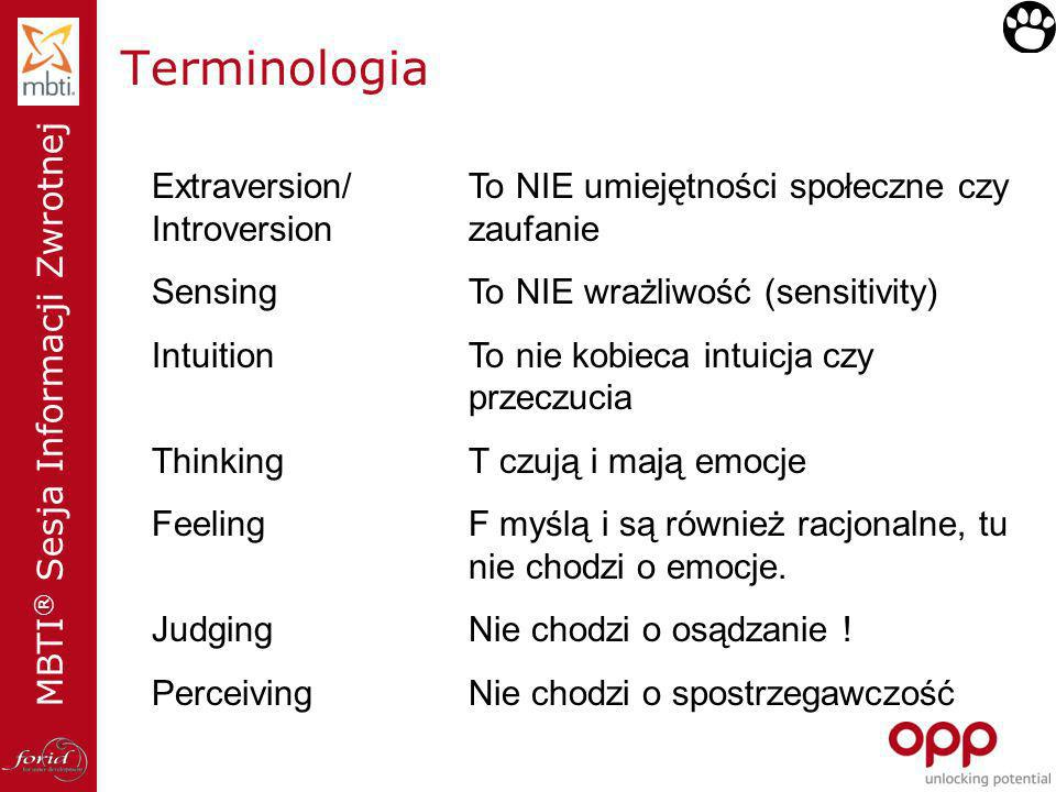 Terminologia Extraversion/ To NIE umiejętności społeczne czy