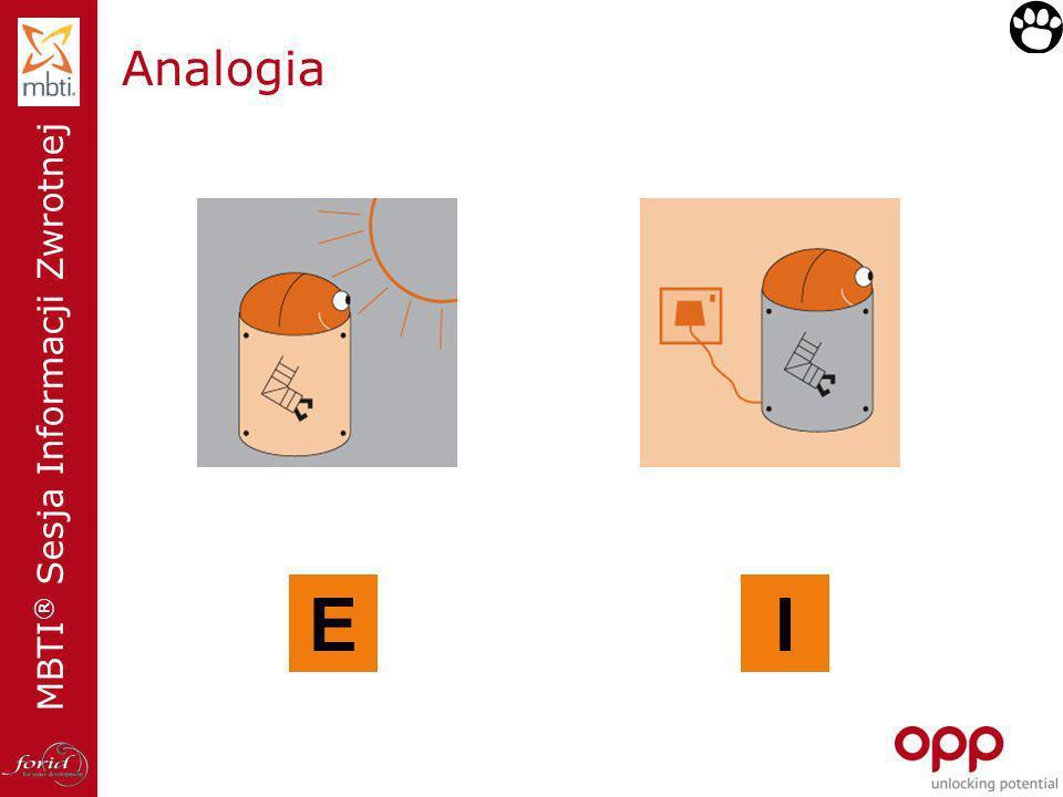 Analogia E I