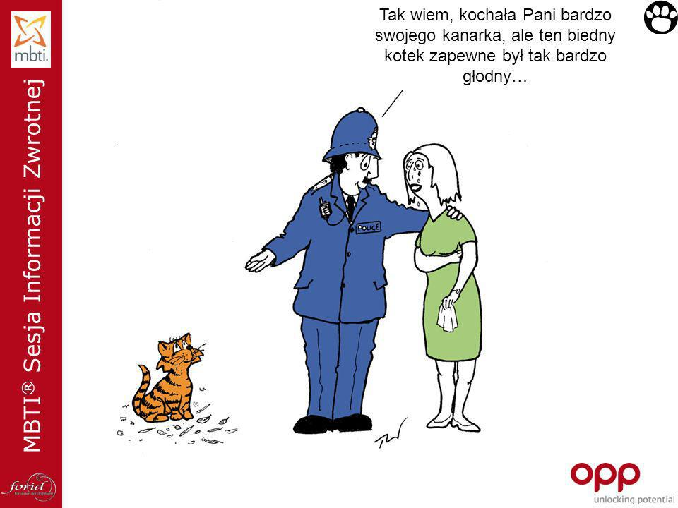 Tak wiem, kochała Pani bardzo swojego kanarka, ale ten biedny kotek zapewne był tak bardzo głodny…