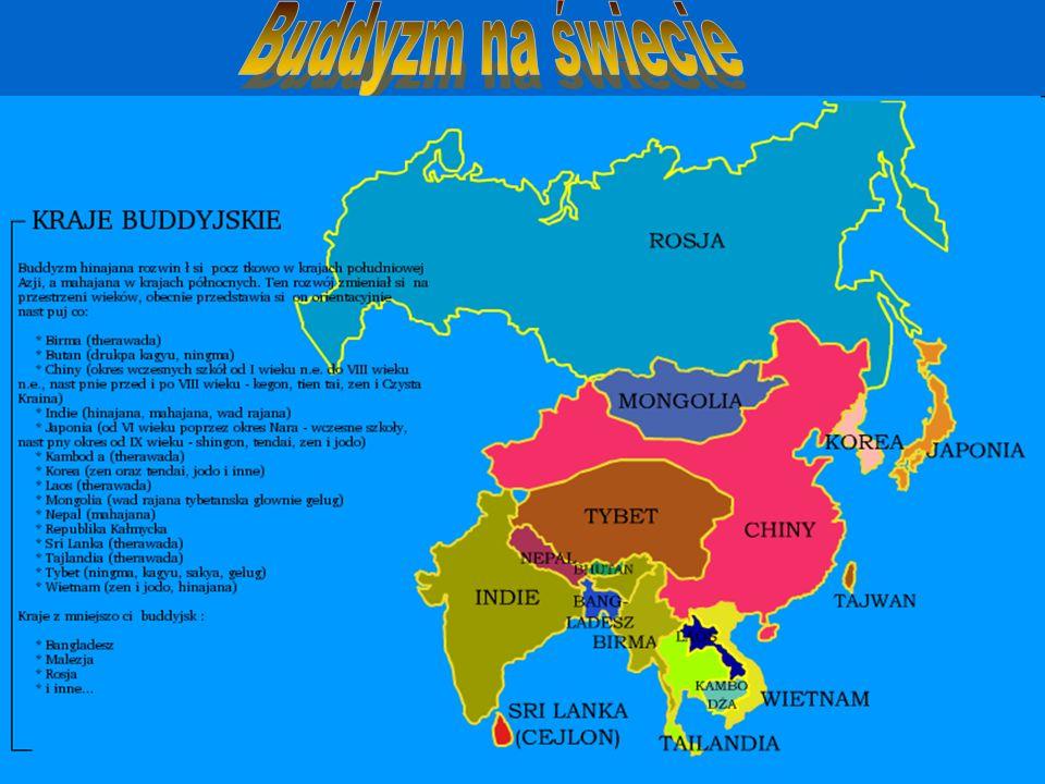 Buddyzm na świecie