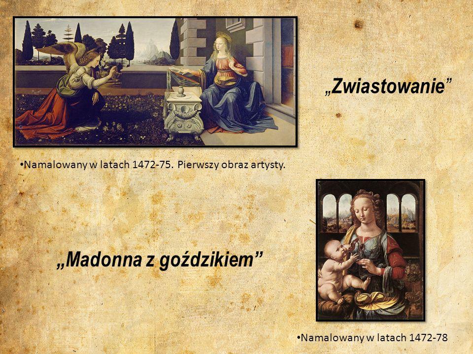 """""""Madonna z goździkiem"""