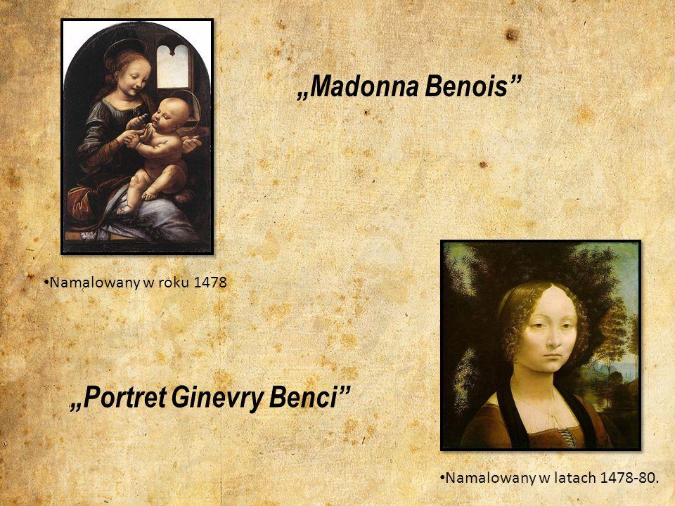"""Portret Ginevry Benci"