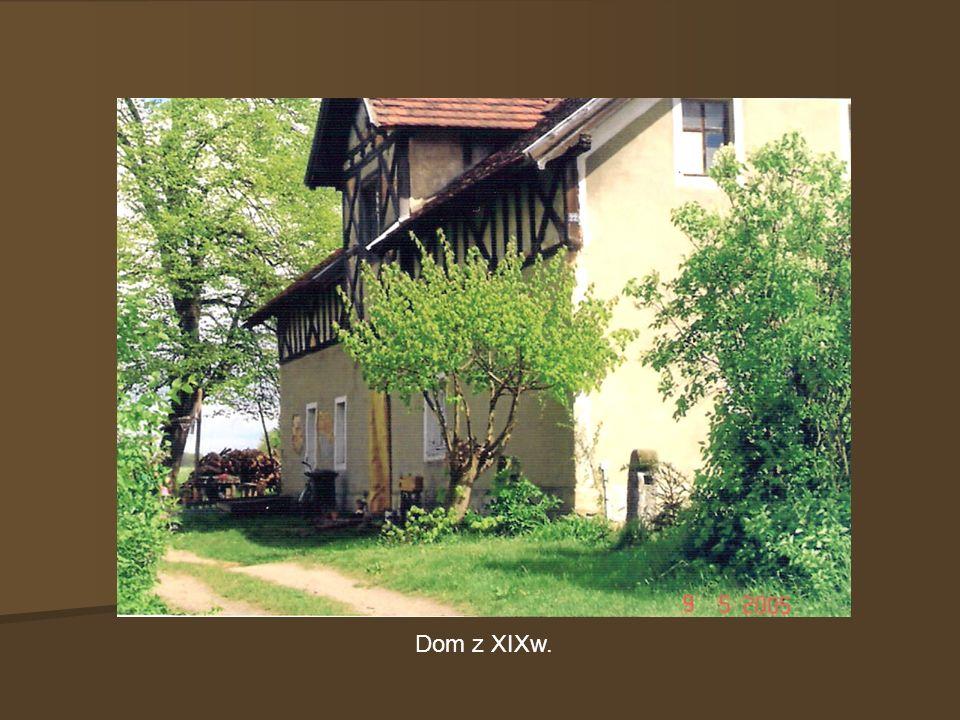 Dom z XIXw.