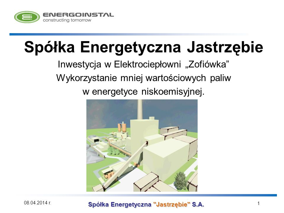 Spółka Energetyczna Jastrzębie