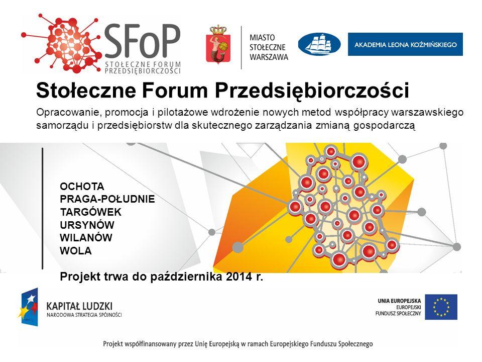 Stołeczne Forum Przedsiębiorczości