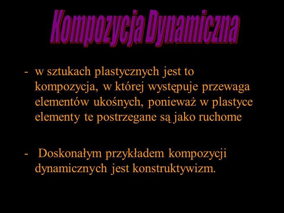 Kompozycja Dynamiczna