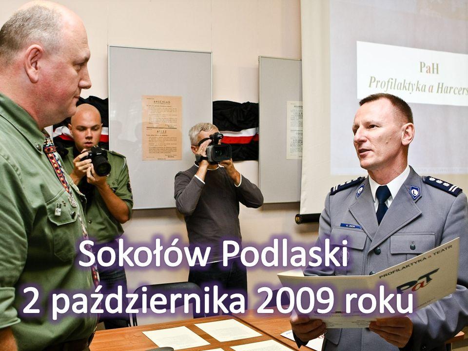Sokołów Podlaski 2 października 2009 roku
