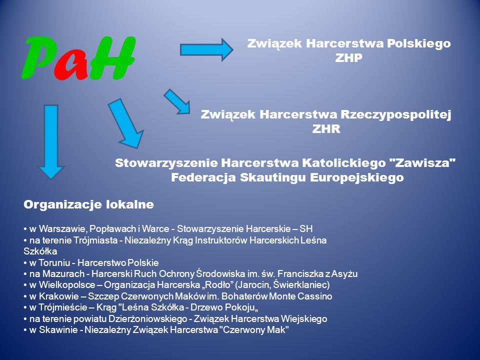 Związek Harcerstwa Rzeczypospolitej