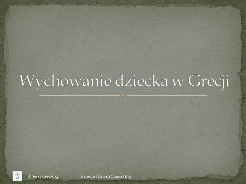 Wychowanie dziecka w Grecji