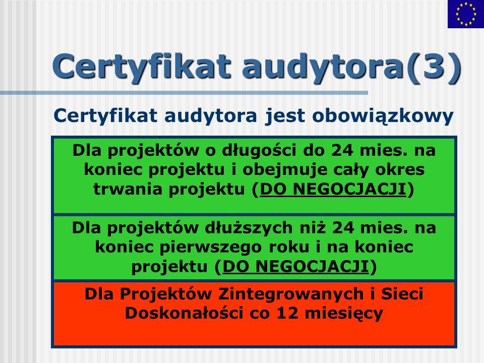 Certyfikat audytora(3)