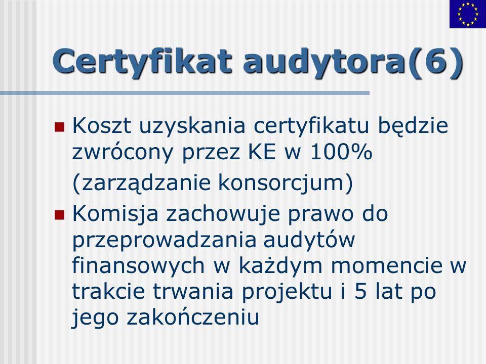 Certyfikat audytora(6)