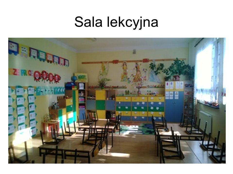 Sala lekcyjna