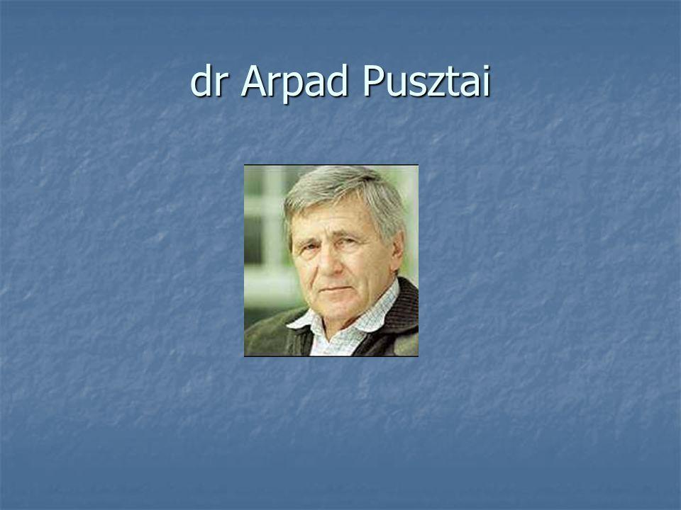 dr Arpad Pusztai