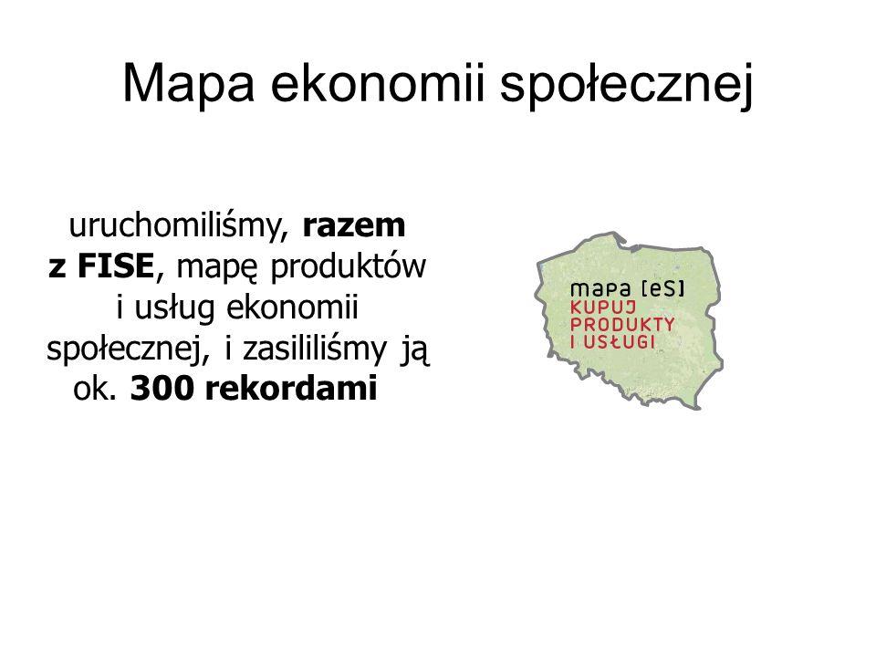 Mapa ekonomii społecznej