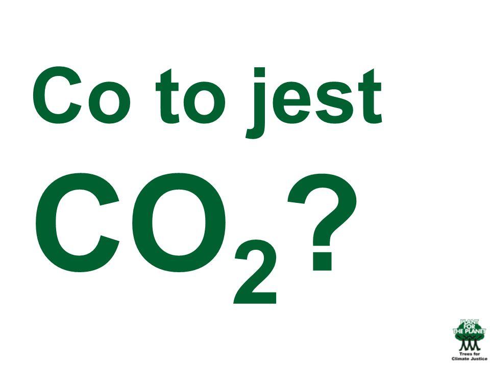 Co to jest CO2 Wiecie w ogóle co to jest CO2 (pytanie retoryczne lub pytanie skierowane bezpośrednio do publiczności)