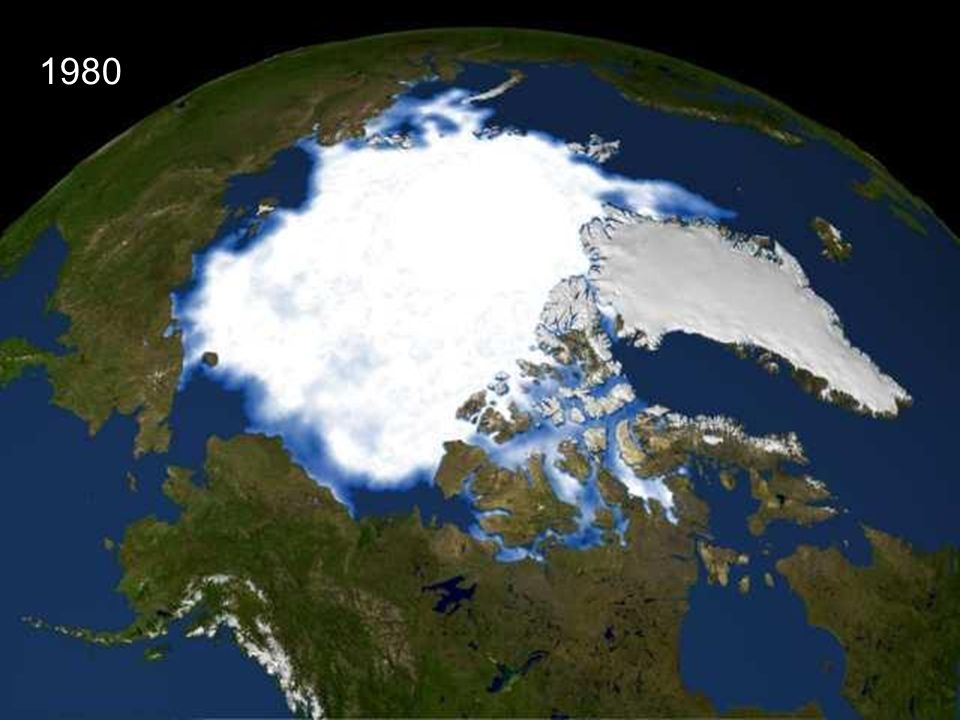 1980 Tutaj możecie zobaczyć jeden z przykładów ocieplenia klimatu .